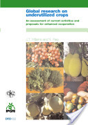 Global research on underutilized crops: An assessment of current activities and proposals for enhanced cooperation