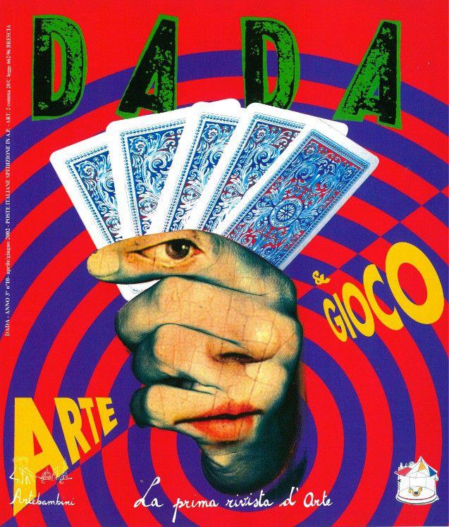 Dada - La prima rivista d'arte n. 10 Anno 3 (apr.-giu. 2002)