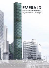 Emerald. Sustainable building skaicraper in Chicago