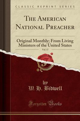 The American National Preacher, Vol. 17