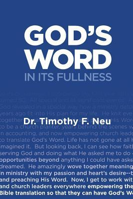 God's Word in Its Fullness