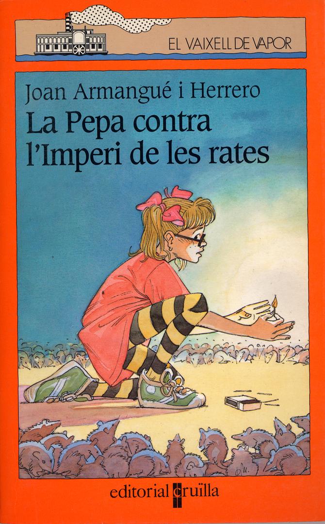 La Pepa contra l'imperi de les rates