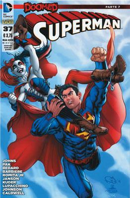 Superman #37 - Variant Harley Quinn