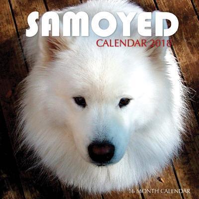 Samoyed 2018 Calendar
