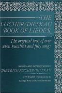 The Fischer-Dieskau ...