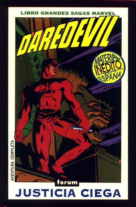 Daredevil: Justicia ciega