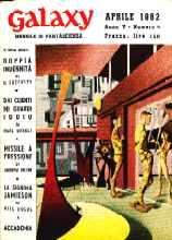 Galaxy - Aprile 1962