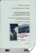 Land, People, and Forests in Eastern and Southern Africa at the Beginning of the 21st Century