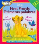 Disney - First Words / Primeras Palabras