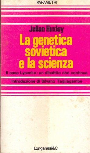 La genetica sovietic...