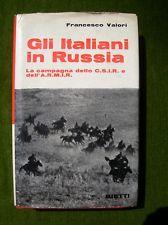 Gli Italiani in Russia