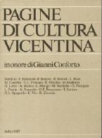 Pagine di cultura vicentina