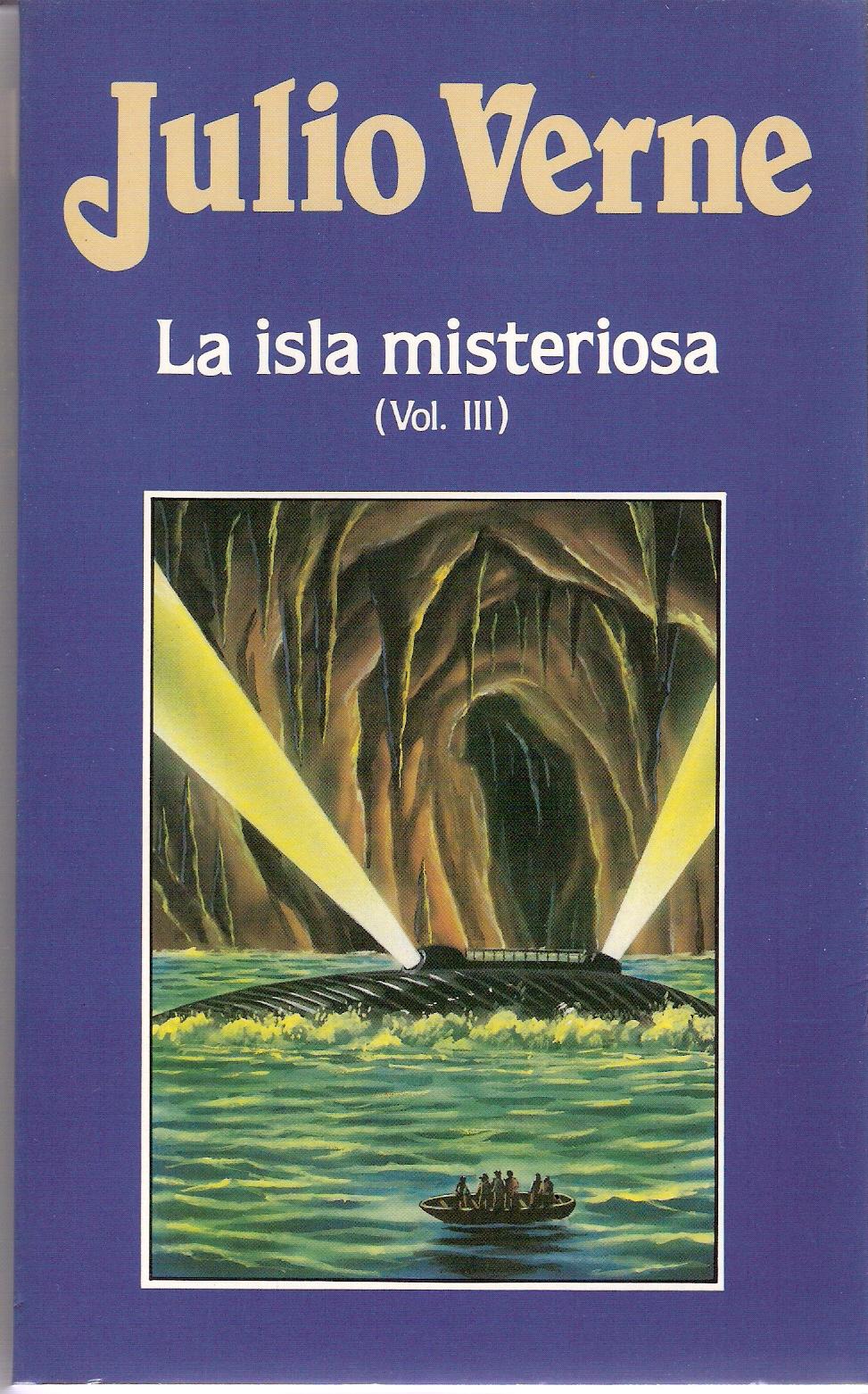 La isla misteriosa III