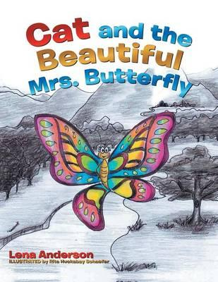 Cat and the Beautiful Mrs. Butterfly