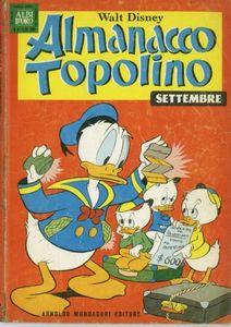 Almanacco Topolino n. 129