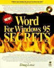 Word for Windows 95 Secrets