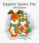 Kipper's Snowy Day in Vietnamese/English