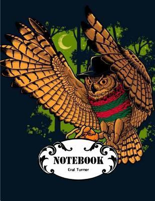 Notebook Lined Fredd...