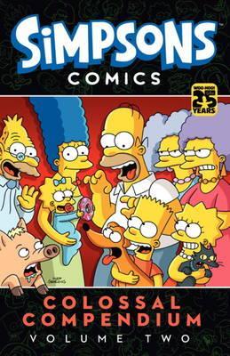 Simpsons Comics - Co...