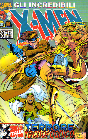 Gli Incredibili X-Men n. 068