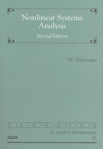 Nonlinear Systems Analysis