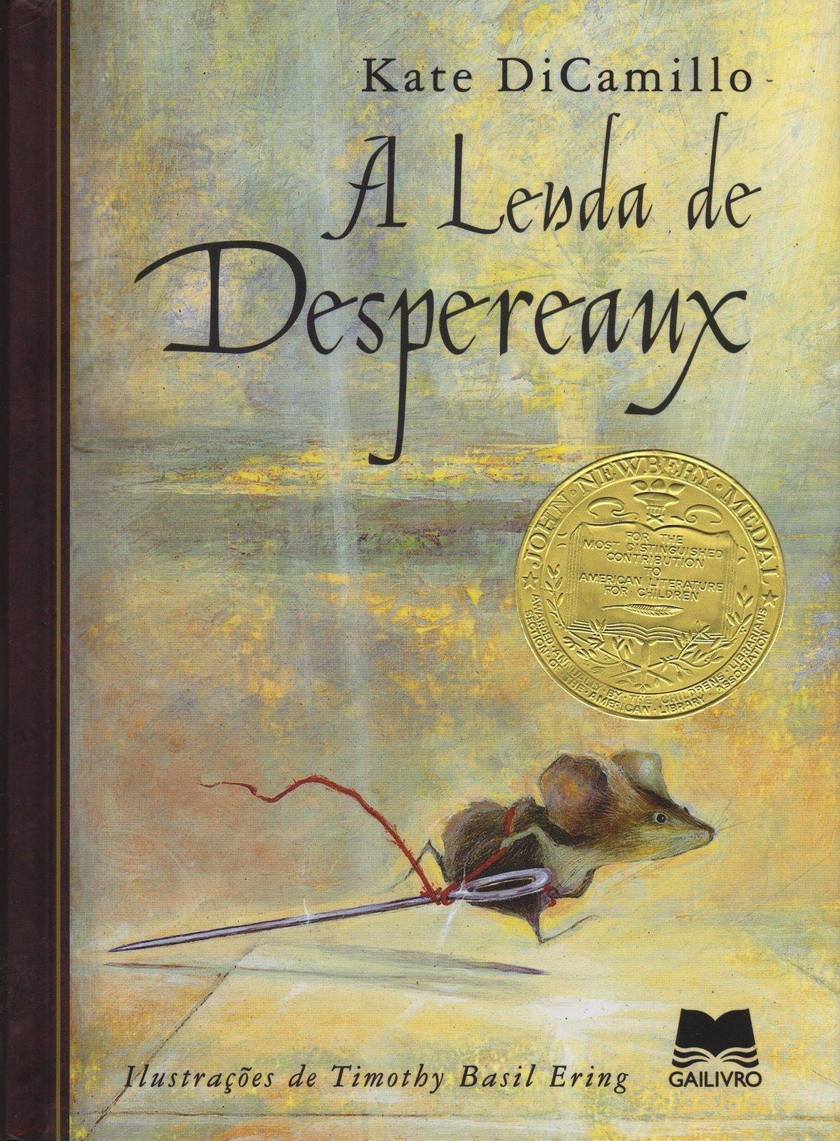 A lenda de Despereau...