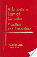 Arbitration Law Of Canada