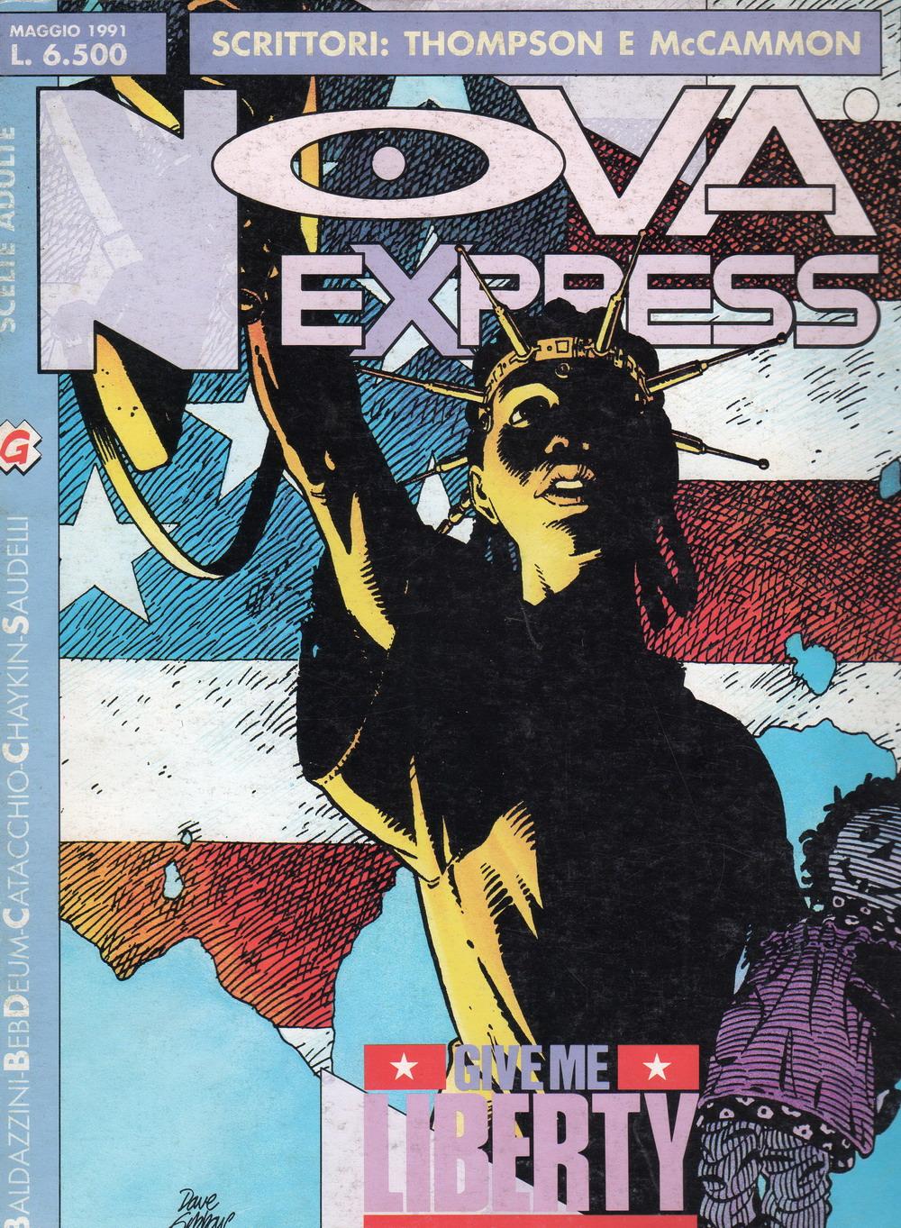 Nova Express n. 3