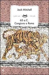 63 a. C. Congiura nell'antica Roma