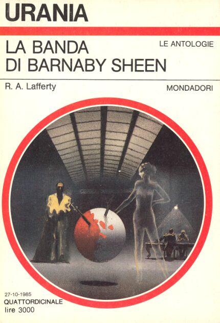 La banda di Barnaby Sheen