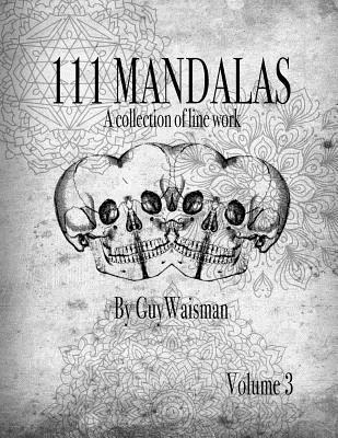 111 Mandalas - A collection of line work