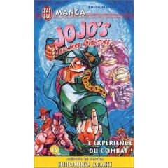 Jojo's bizarre adven...