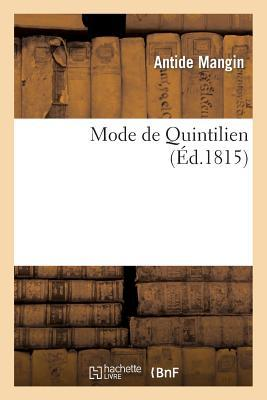 Mode de Quintilien