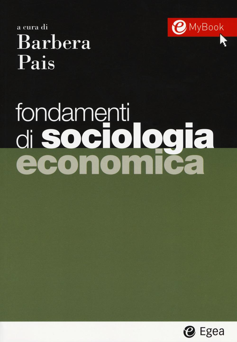 Fondamenti di sociologia economica