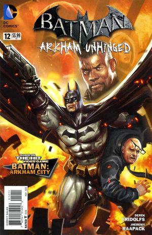 Batman: Arkham Unhinged Vol.1 #12