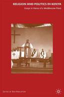 Religion and Politics in Kenya