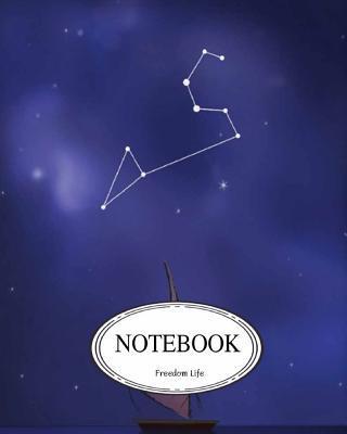 Pocket Notebook Leo Constellation