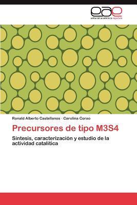 Precursores de tipo M3S4