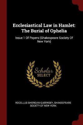 Ecclesiastical Law in Hamlet