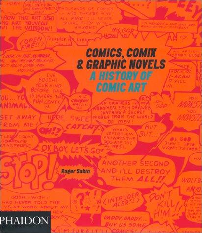 Comics, Comix & Graphic Novels