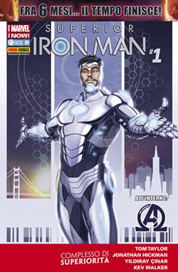 Iron Man & New Avengers n. 26