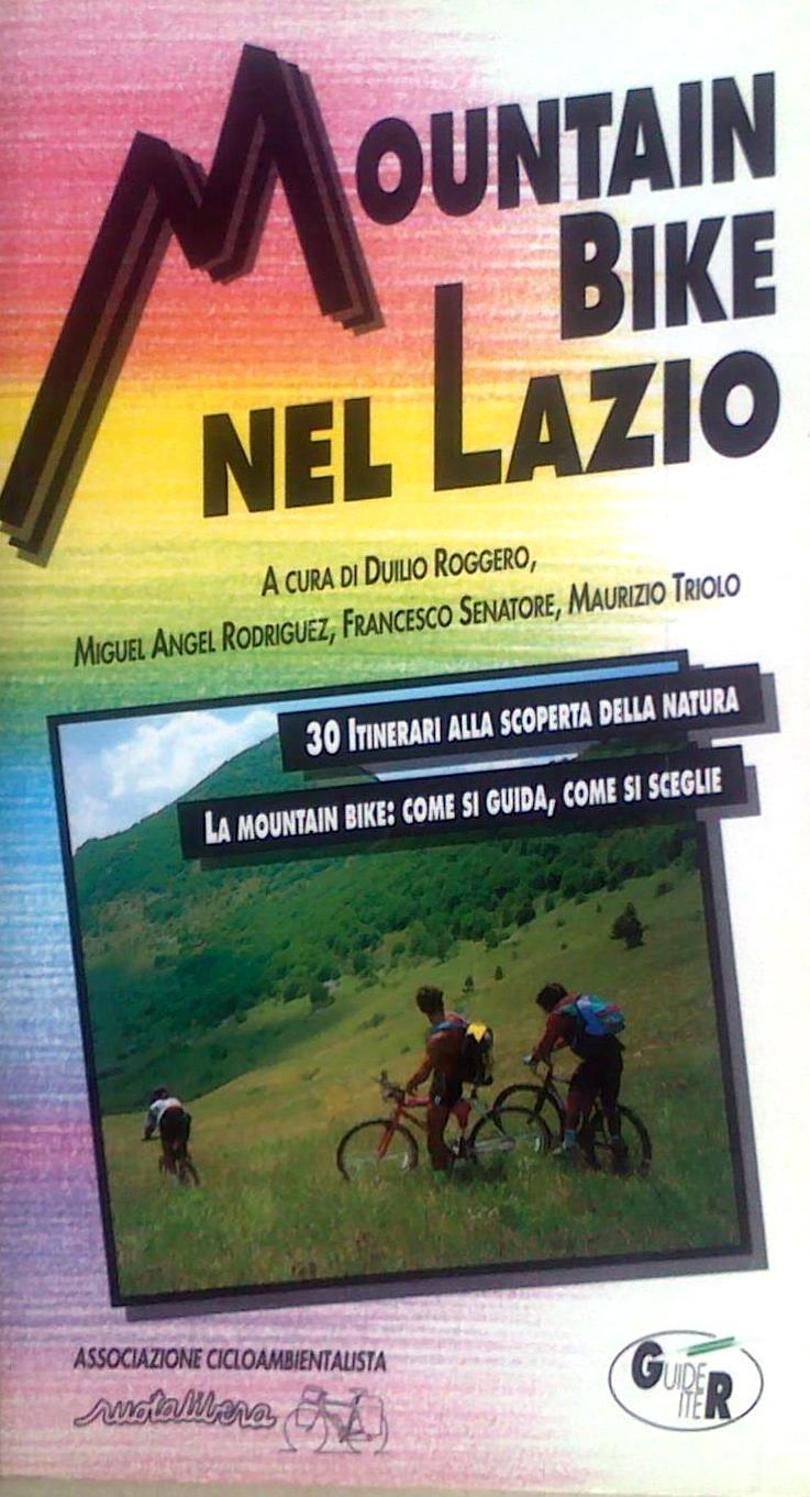 Mountain bike nel Lazio