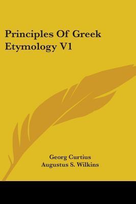 Principles of Greek Etymology