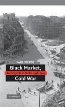 Black Market, Cold W...