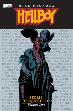 Hellboy: storie dell'insolito - vol. 2