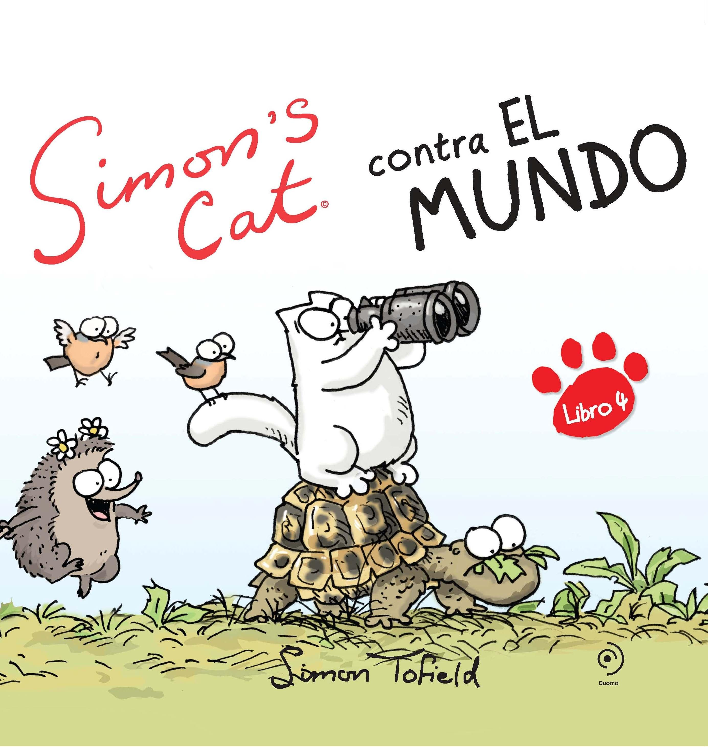 Simon's cat contra e...