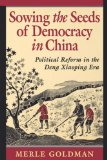 Sowing the Seeds of Democracy in China