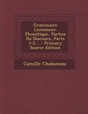 Grammaire Limousine