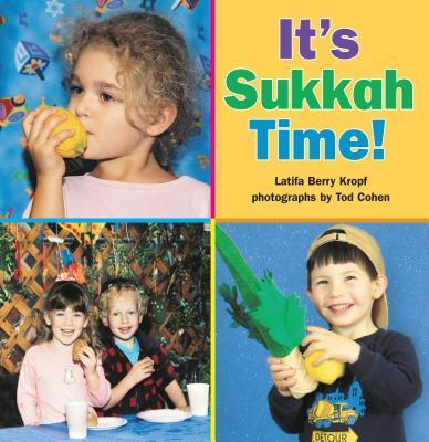 It's Sukkah Time!
