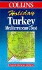 Holiday Map Turkey Mediterrean Coast